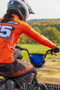BMX Merle van Benthem Powervrouwen netwerk