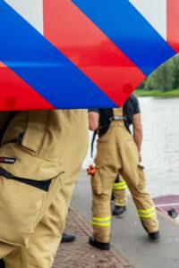 Brandweer Arnhem Powervrouwen netwerk